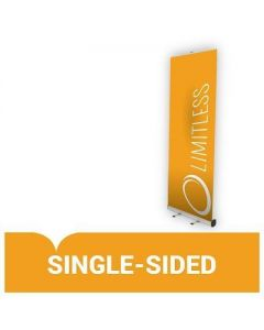 Single Sided Retractable Banner
