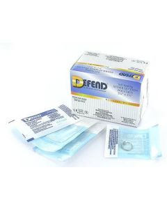 "Defend Sterilization Pouches - 2.25"" x 2.75"" - 200/Box"