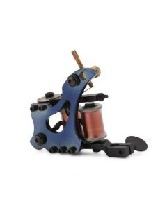 Baltimore Street Irons Polished Deuce Liner Coil Tattoo Machine