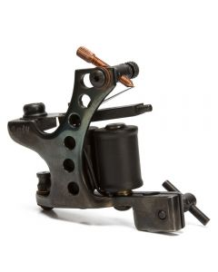 Onyx Painter Tattoo Machine by CTPS Saveria Front Angle