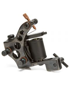 Onyx Liner Tattoo Machine by CTPS Saveria Front Angle