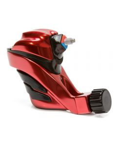 EGO Apex Overkill Red/Black Rotary Tattoo Machine