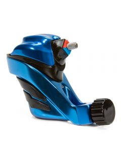 EGO Apex Overkill Blue/Black Rotary Tattoo Machine