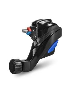 EGO Apex Nano Black/Blue Rotary Tattoo Machine