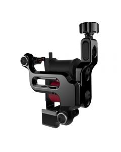 FK Irons AL13 Roswell Conventional Liner Tattoo Machine — Black (Thumbnail)