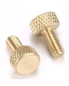 Brass Front Binding Post Screw - Version 3