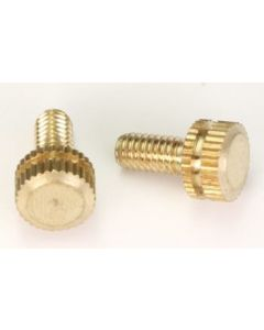 Brass Front Binding Post Screw - M4 Metric - Version 6