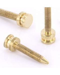 Short Brass Contact Screw