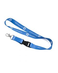 Painful Pleasures Blue Lanyard (Thumbnail)