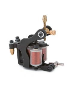 Precision Tattoo Machine with Three Side by Side Coils (Thumbnail)