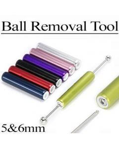 5mm-6mm Aluminum Ball Removal Tool- Colors