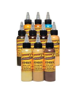 Rember Signature Series Ink Set of 10 - 1oz Bottles – Eternal Tattoo Ink
