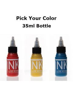 Cheyenne Tattoo Ink – 35ml Bottle – Pick Your Color