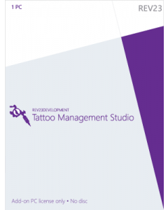 Tattoo Management Studio Add-On PC