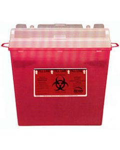 Bemis Multi-Use Sharps Containers - 5 Quarts