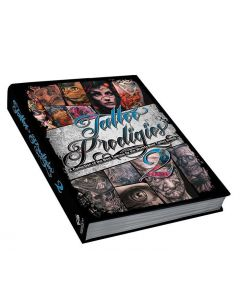 Tattoo Prodigies 2 Hardcover Book