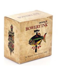 Bowery Ink 1oz Set - Intenze Tattoo Ink - 8 Bottles
