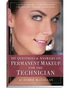 Permanent Makeup Book