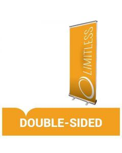 Double Sided Banner Display