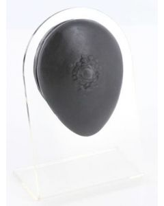 Silicone Male Nipple Display - Black Body Bit Version 1