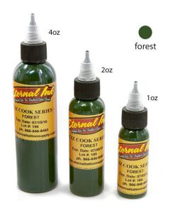 Forest - Liz Cook Series - Eternal Tattoo Ink - Pick Your Size 1oz, 2oz, or 4oz Bottle