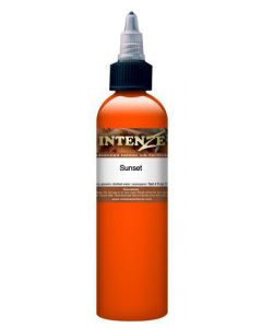 Sunset - Mike Demasi Series - Intenze Tattoo Ink - Pick Your Size 1oz, 2oz, or 4oz Bottle