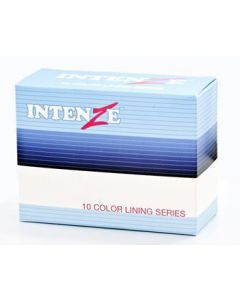 Color Lining 1oz Series - Intenze Tattoo Ink - 10 Bottles