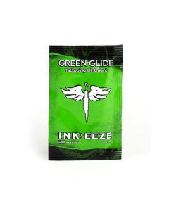 INK-EEZE Green Glide Tattooing Ointment – 5ml Travel Packet