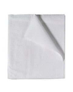 "Premium 2-Ply Tissue Drape Sheets – 40"" x 48"" – Case of 100 White Sheets"