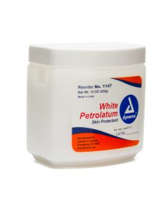 One Tub of White Petrolatum 15oz.