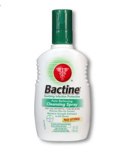Bactine Anesthetic & Antiseptic Spray – 5oz. Bottle