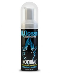 H2Ocean Nothing Pain Relieving Foam Soap – 1.7oz. Bottle