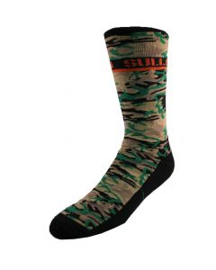 Hunted Green/Black Camo Socks by Sullen Front