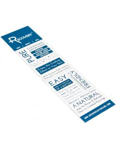 Recovery Aftercare Information Paper Insert Front
