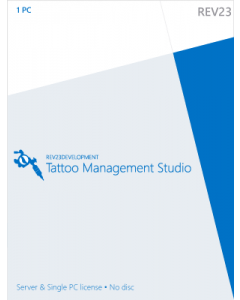Tattoo Management Studio Software