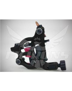 AL13 Galaxie III Conventional Liner Tattoo Machine in Black by FK Irons