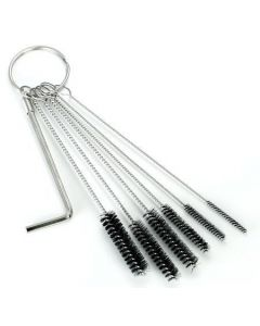 Tattoo Tube Tip Cleaning Brushes - 6 Piece Set