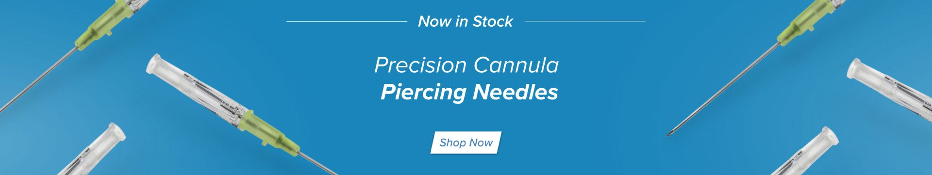 Cannula Piercing Needles