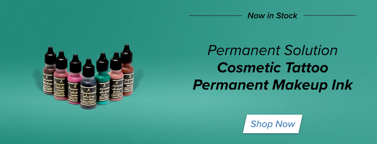 Permanent Solutions Cosmetic Tattoo Ink