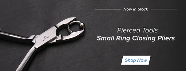 Small Ring Closing Pliers